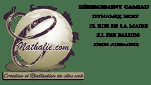Création site web antibes nice cannes Sorcierenat Cnathalie.com