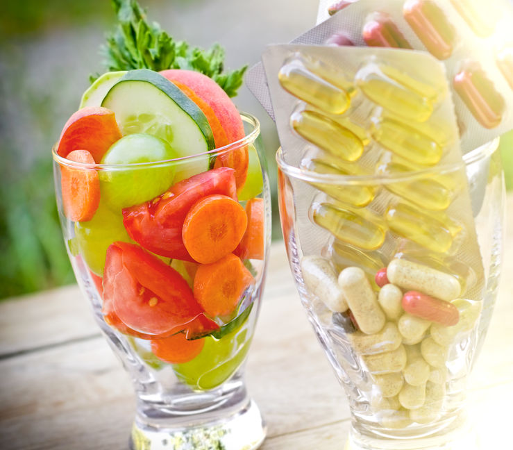 Compléments alimentaires et la  phytothérapie