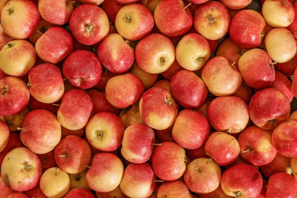 pomme bienfaits santé