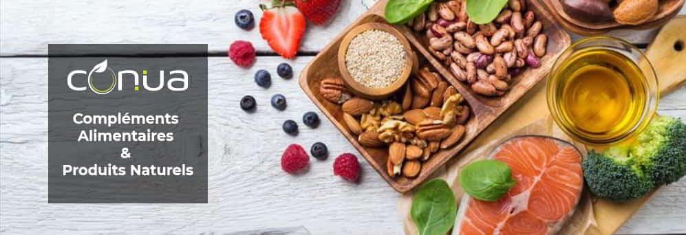 Conua Nutraceutique complements alimentaites et produits naturels